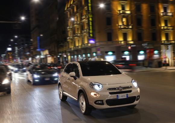 Fiat-500X-urbain