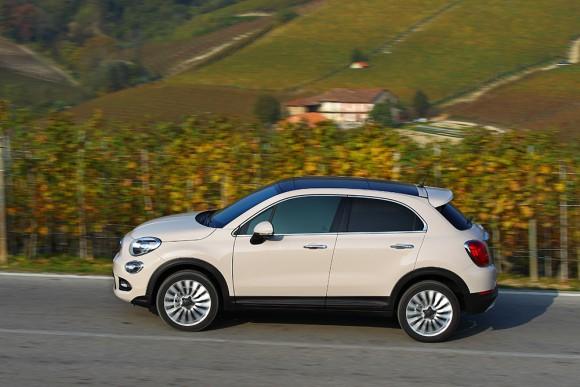 Fiat-500X-urbain profil