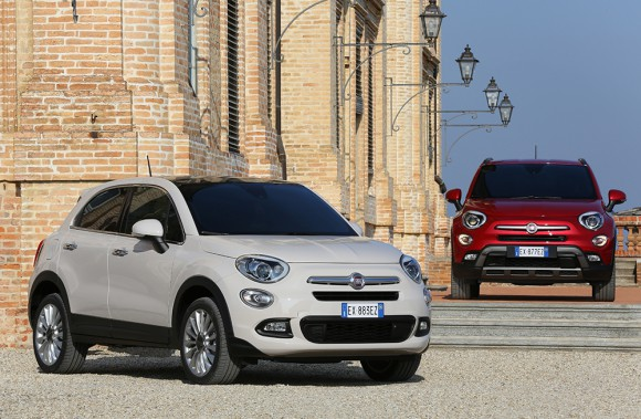 Nouveau Fiat 500X