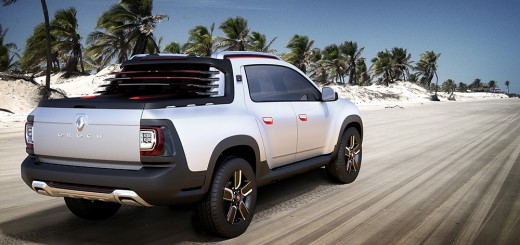 dacia duster Oroch pick up