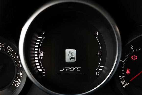Fiat 500X tableau de bord