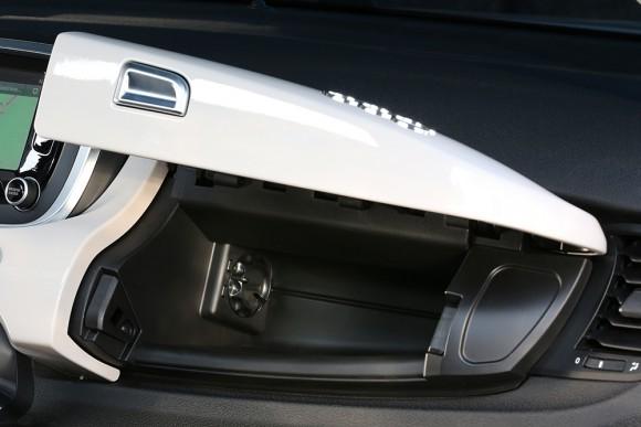 Fiat 500X vide poches