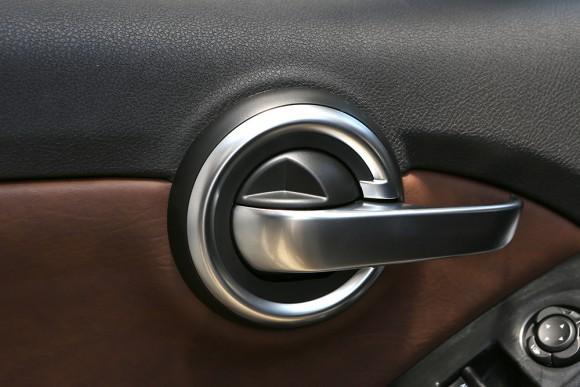 Fiat 500X poignee