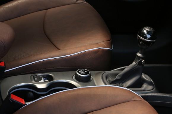 Fiat 500X intérieur