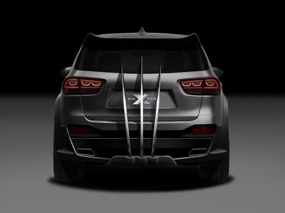 Kia Sorento X-Car Wolverine 3