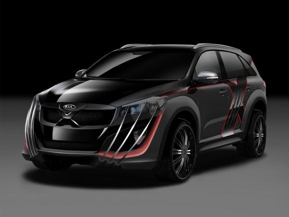 Kia Sorento X-Car Wolverine