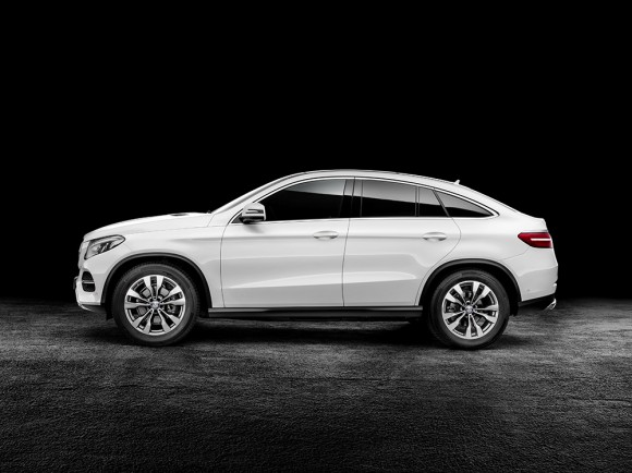Mercedes-Benz GLE Coupé 2015
