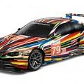 Jeff Koons et sa BMW Art Cars expos�s � Paris jusqu?en mars