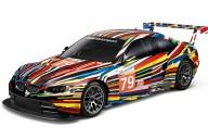 BMW Art cars M3 GT2 de Jeff Koons