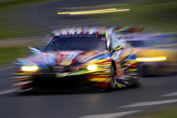 BMw Art Cars 24h du mans