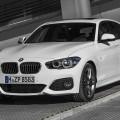 Nouvelle BMW S�rie 1 : un restylage marqu� et des 3 cylindres sous le capot