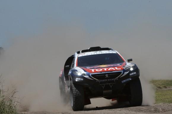 PEugeot 2008 dkr Dakar 2015 (1)