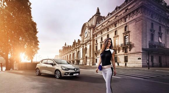 Renault clio IV 2015
