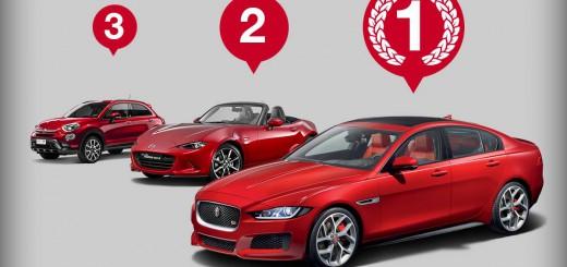 jaguar xe plus belle voiture 2014