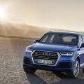 Salon de D�troit 2015 : le nouvel Audi Q7 pr�sent�
