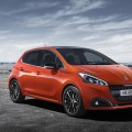 Nouvelle Peugeot 208 restyl�e : sportive et ambitieuse