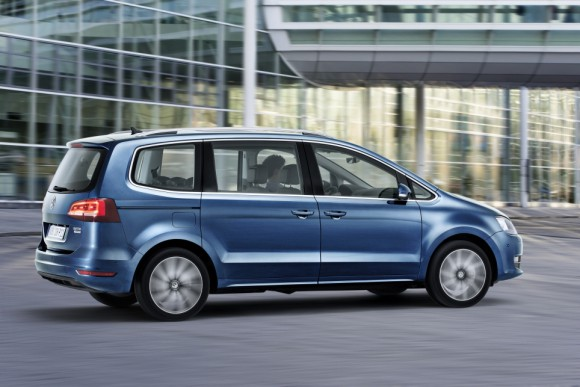 Profil Volkswagen Sharan 2015