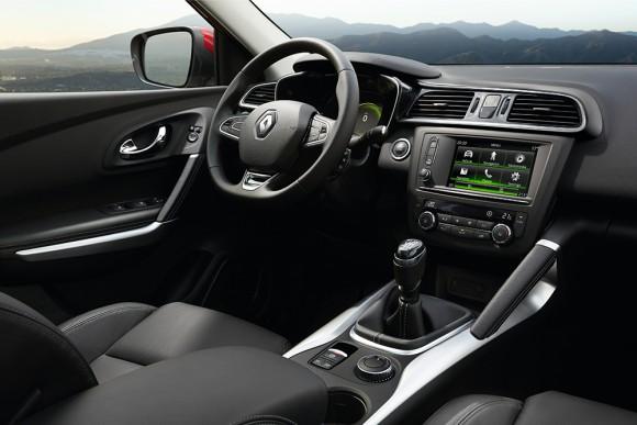 Renault Kadjar cockpit tableau de bord