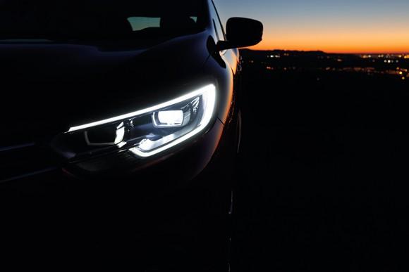 Renault Kadjar feu avant