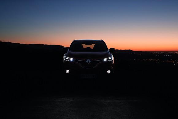 Renault Kadjar feux avants