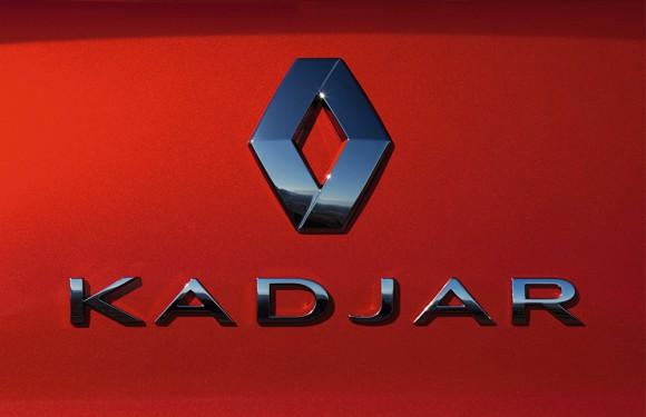 Renault Kadjar logo arriere