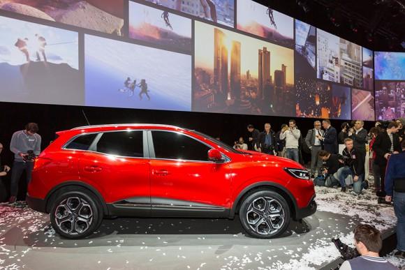 Renault Kadjar presentation