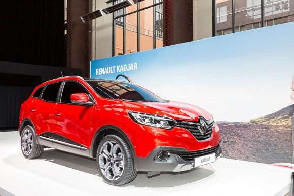Renault Kadjar presentation ghosn