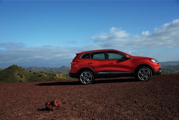 Renault Kadjar profil