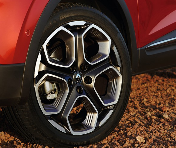 Renault Kadjar roue et jante