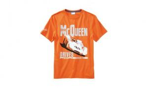 T-shirt Porsche Car homme Steve McQuenne