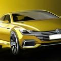 Volkswagen Sport Coup� Concept GTE en premi�re mondiale � Gen�ve 2015