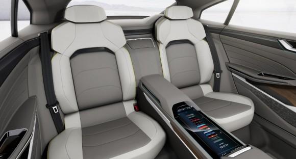 places arriere Volkswagen Sports Coupe concept Geneve 2015 (5)