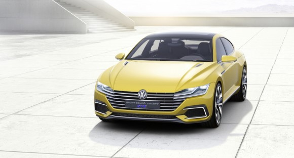 avant Volkswagen Sports Coupe concept Geneve 2015 (5)
