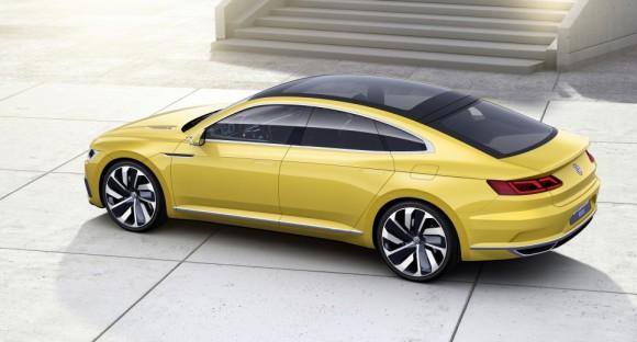 profil Volkswagen Sports Coupe concept Geneve 2015 (5)