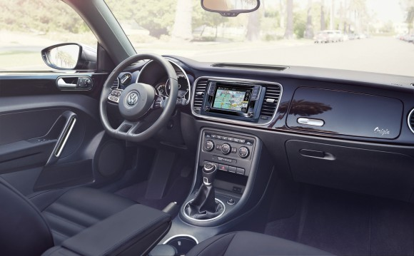 cox origin cab interieur