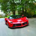 Vid�o : un tour en Ferrari  LaFerrari sur le N�rburgring