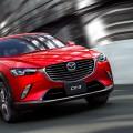 Nouveau Mazda CX-3 : des prix � partir de 20 650 euros