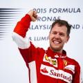 Grand Prix de Malaisie de F1 : la r�surrection de Vettel et Ferrari