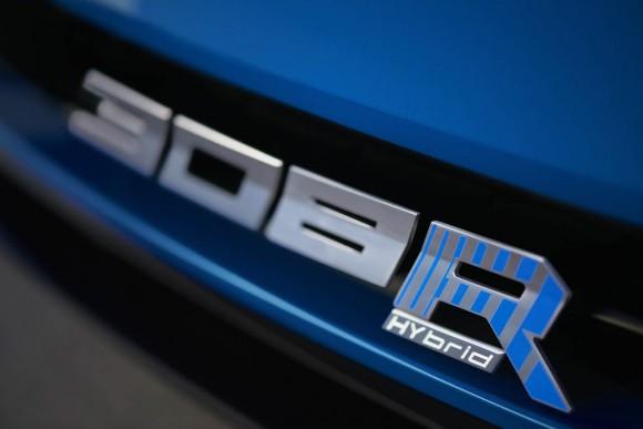 Peugeot 308 R Hybrid 2015 (8)