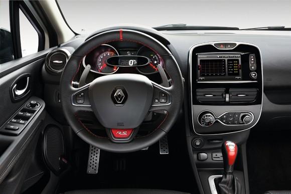 interieur Renault Clio RS 220 EDC Trophy (1)