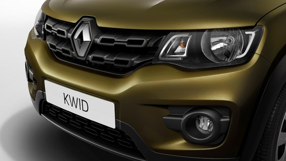 Renault Kwid pare choc
