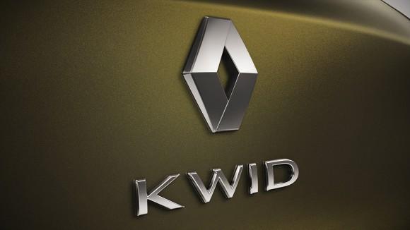 Renault Kwid logo