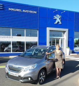Essai Peugeot 2008 Allure 115 par Isabelle