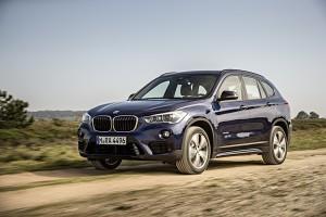 BMW X1 2015 avant 3/4