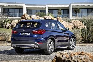 BMW X1 2015 suv