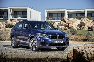 BMW X1 2015 avant