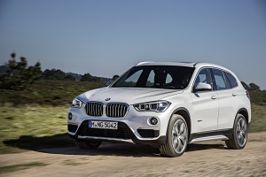 BMW X1 2015 4X4