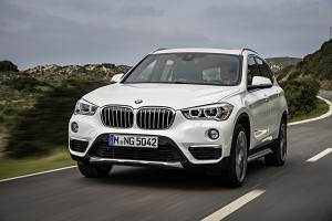 BMW X1 2015 face avant