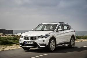 BMW X1 2015 test