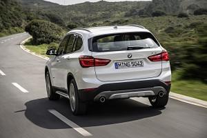 BMW X1 2015 essai